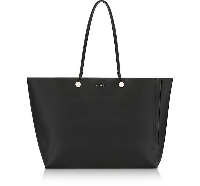Onyx Eden Medium Tote Bag - Furla