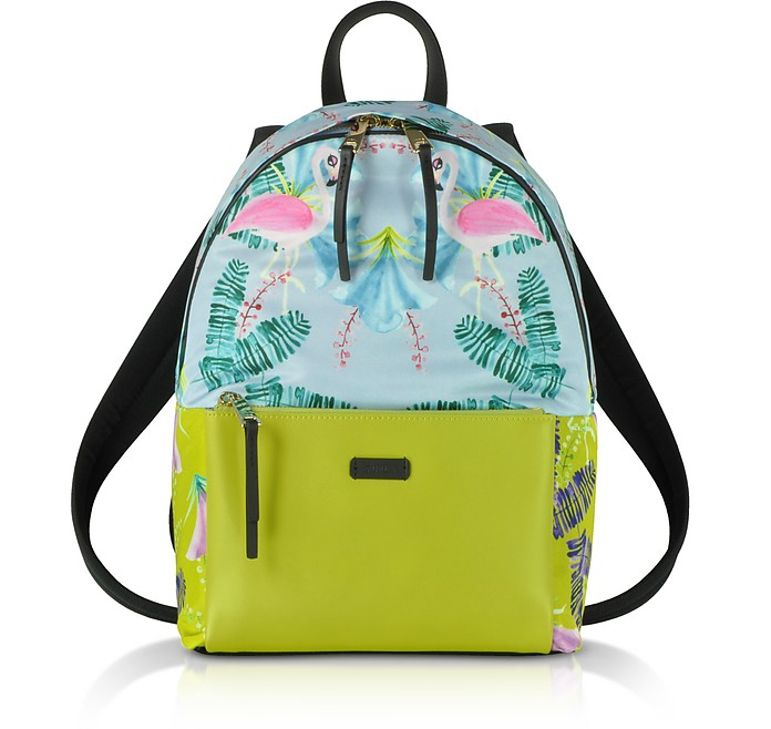Fiordaliso and Ranuncolo Giudecca Small Backpack - Furla