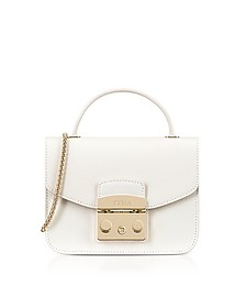 Petalo Metropolis Mini Top Handle Crossbody Bag - Furla