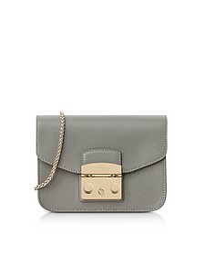 Argilla Metropolis Mini Crossbody Bag  - Furla