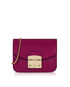 Cherry Metropolis Mini Crossbody Bag  - Furla