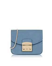 Thunder Metropolis Mini Crossbody Bag - Furla