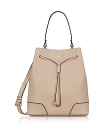 Stacy M Acero Leather Bucket Bag - Furla