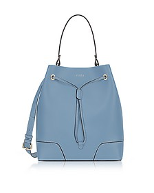 Stacy M Thunder Leather Bucket Bag - Furla