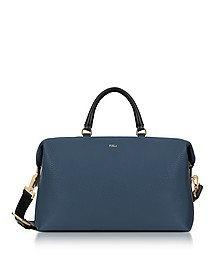 Avio Leather Blogger M Satchel Bag - Furla