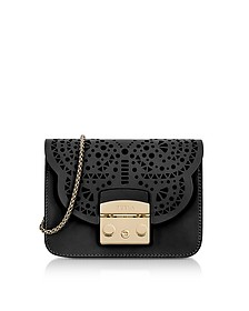 Onyx Metropolis Mini Bolero Crossbody Bag - Furla