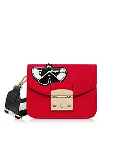 Ruby Metropolis Post Mini Crossbody Bag - Furla