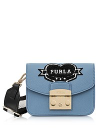 Tempesta Metropolis Post Mini Crossbody Bag - Furla