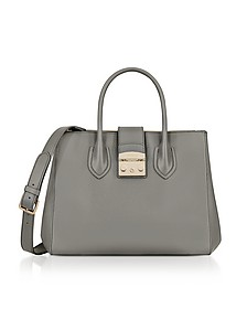 Argilla Metropolis Medium Tote Bag - Furla
