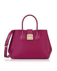 Amarena Metropolis Medium Tote Bag  - Furla