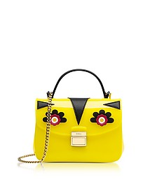 Yellow Candy Tweet Sugar Mini Crossbody Bag - Furla