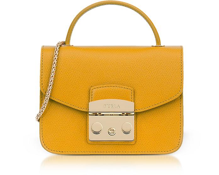 Metropolis Mini Top Handle Crossbody Bag - Furla