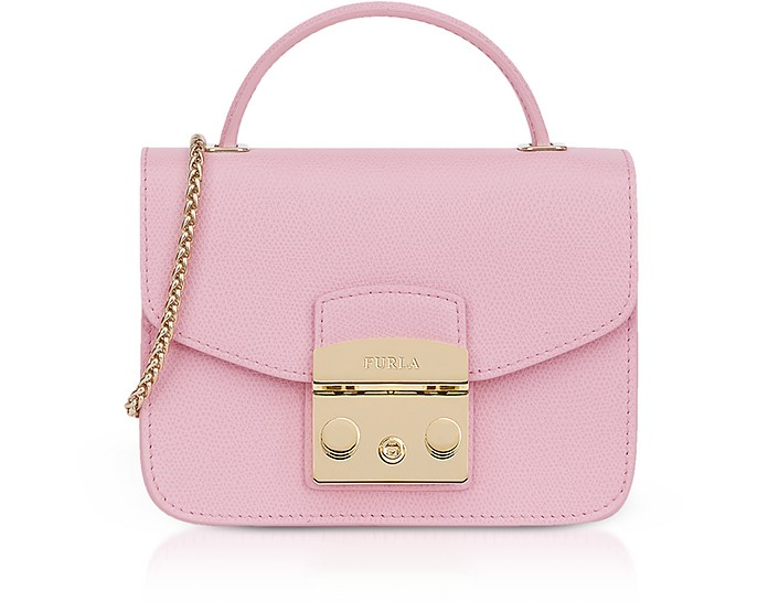 Metropolis Mini Top Handle Crossbody Bag - Furla