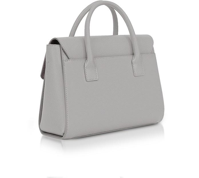 d42e2e2a1b92 Facebook · Twitter · Pinterest · Share on Tumblr. Genuine Leather  Metropolis Small Satchel Bag - Furla