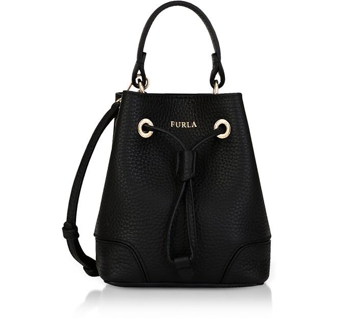 Stacy Mini Drawstring Bucket Bag - Furla