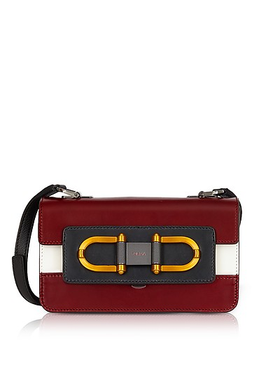 Ciliegia Leather Bellaria Mini Crossbody Bag - Furla