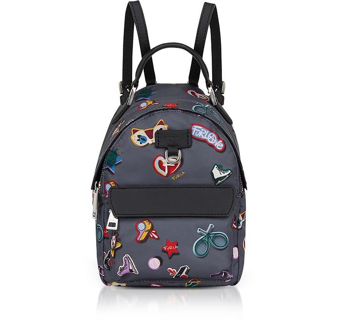 Ardesia Mini Favola Backpack - Furla