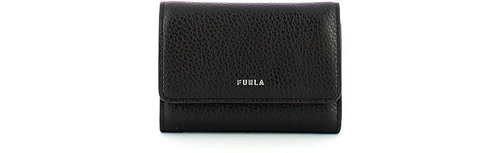 Women's Black Wallet - Furla