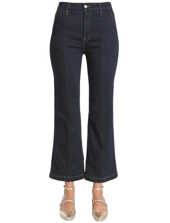 """""""Le Hankle Flair"""" Jeans - Frame"""