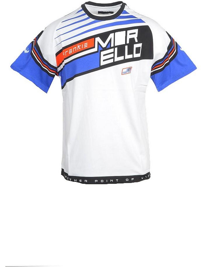 Men's White T-Shirt - Frankie Morello