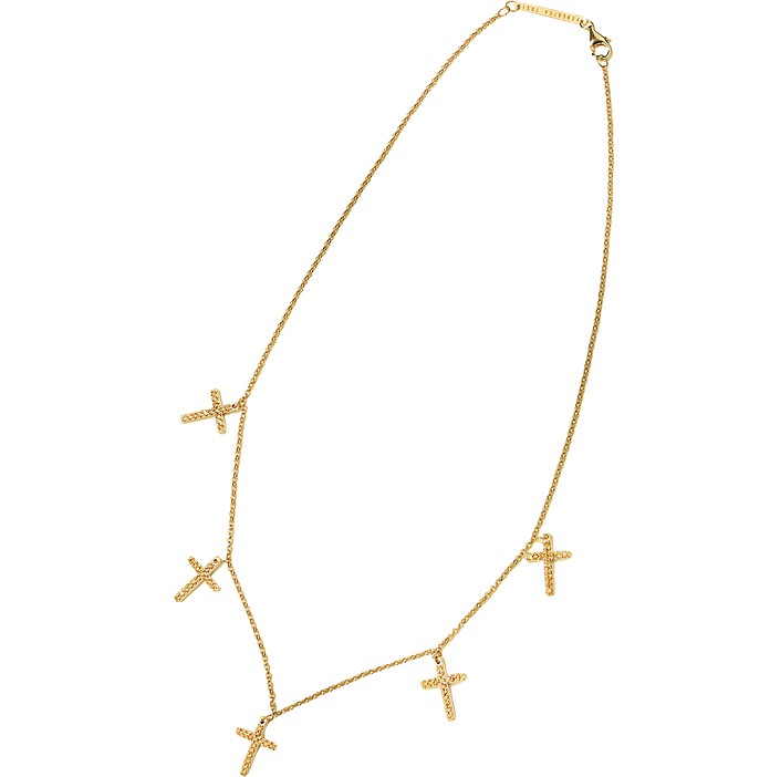 Lace Faith Mini Necklace - Federica Tosi