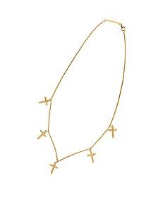 Lace Faith Mini Necklace - Federica Tosi