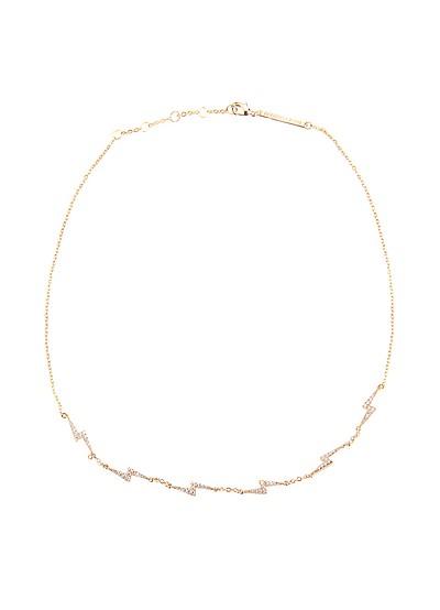 Lace Mini Flash Necklace - Federica Tosi
