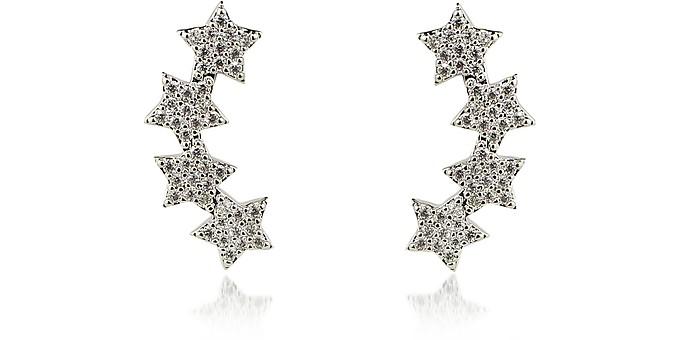 Lobo Multi Stars Earrings - Federica Tosi