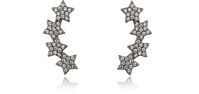 Federica Tosi LOBO MULTI STARS EARRINGS