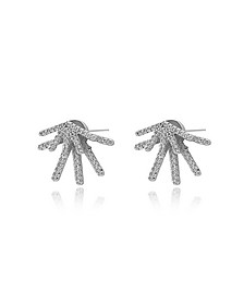 Mini Cross Earrings - Federica Tosi