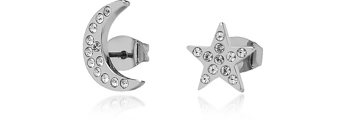 Moon & Stars Earrings - Federica Tosi