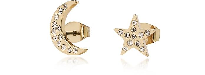 Moon & Stars Earrings - Federica Tosi