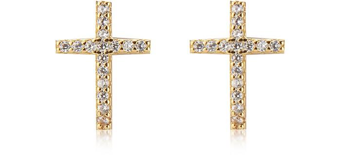 Lobo New Faith Earrings - Federica Tosi