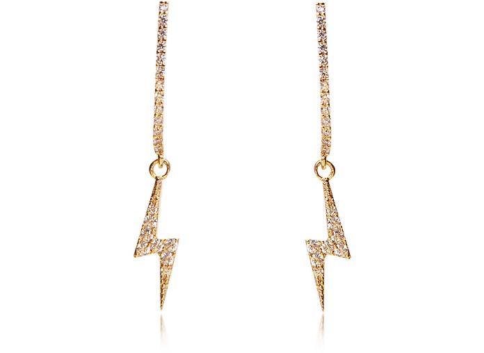Mini Flash Earrings - Federica Tosi
