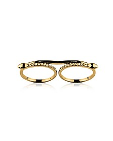 Double Snake Ring - Federica Tosi