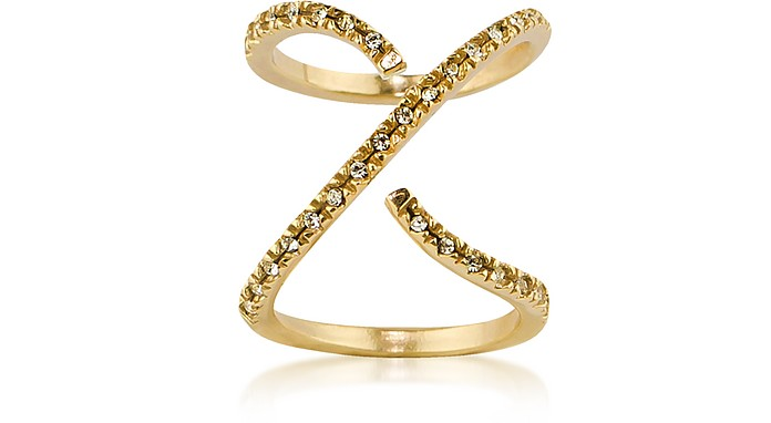 Cross Ring - Federica Tosi