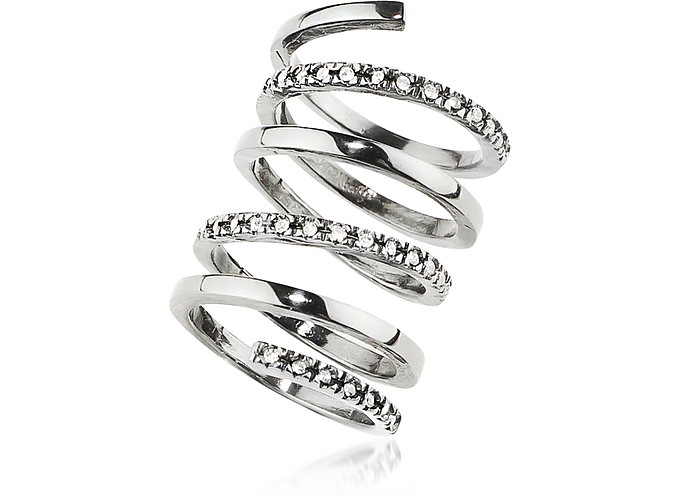 Spiral Ring - Federica Tosi