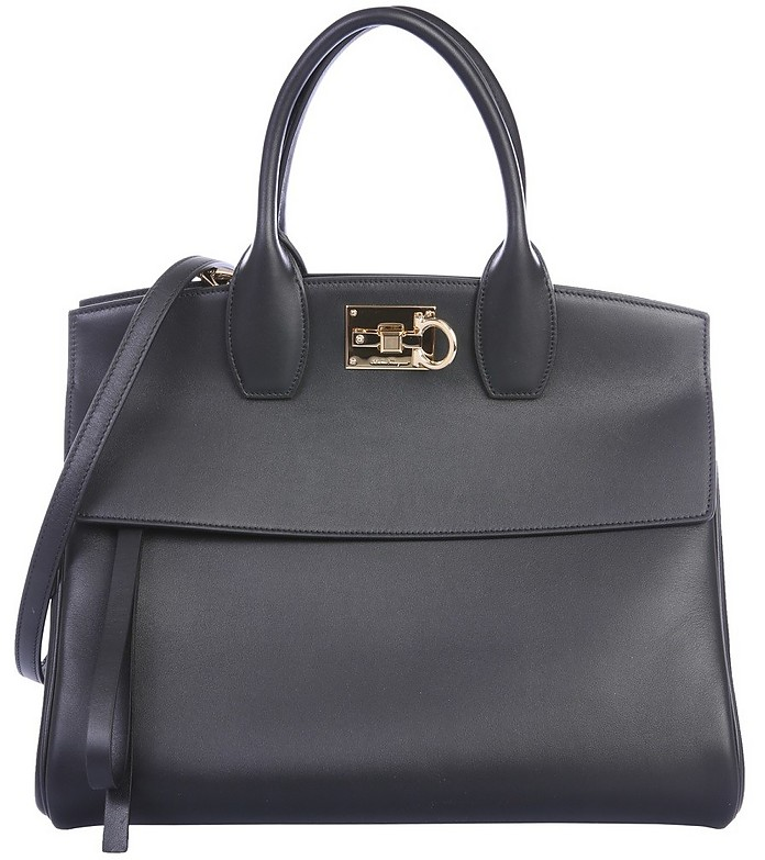 Large The Studio Bag - Salvatore Ferragamo