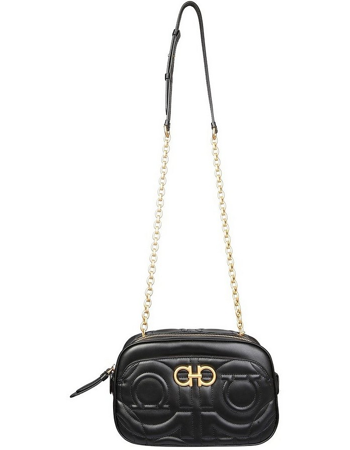 Gancini Crossbody Bag - Salvatore Ferragamo