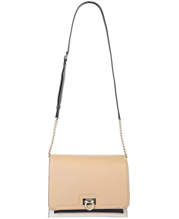 Trifolio Bag With Flap - Salvatore Ferragamo
