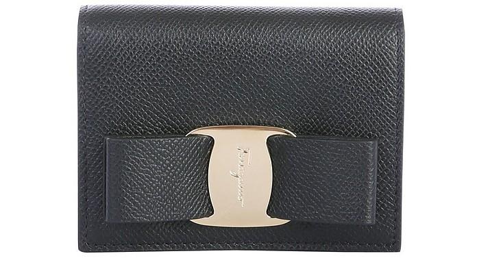 Mini Wallet With Logo - Salvatore Ferragamo 菲拉格慕