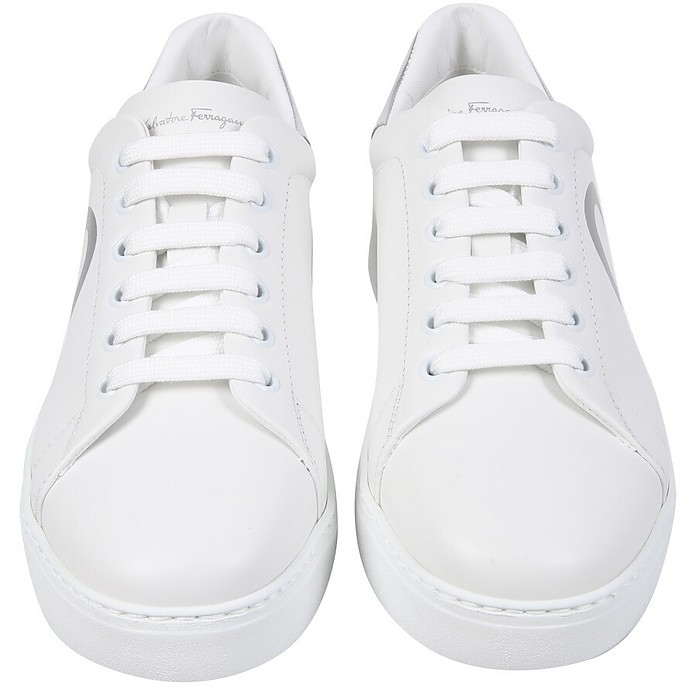 Gancini Sneakers - Salvatore Ferragamo