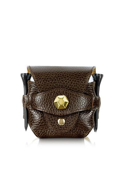 1204ca43c33 Tory Burch Black Fleming Leather Satchel Bag w Shoulder Strap at ...