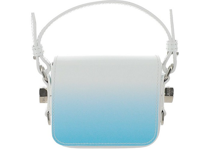 Blue And Green shoulder - Off-White