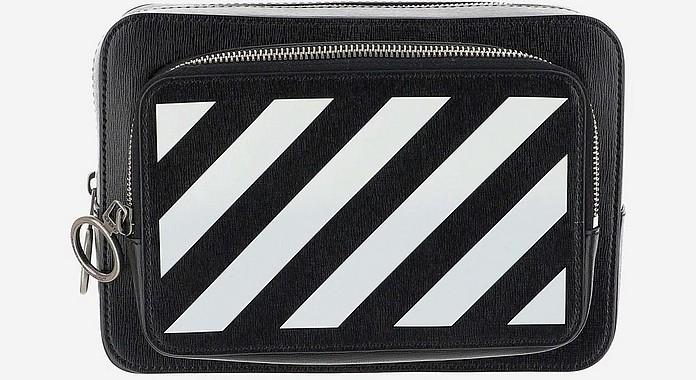 Black And Grey waistbag - Off-White