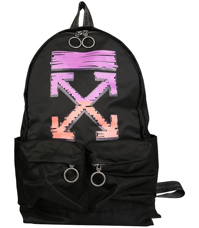 Large Backpack - Off-White