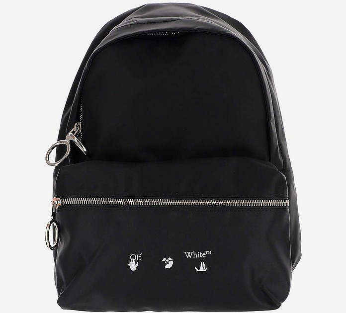 Black And Grey backpack - Off-White