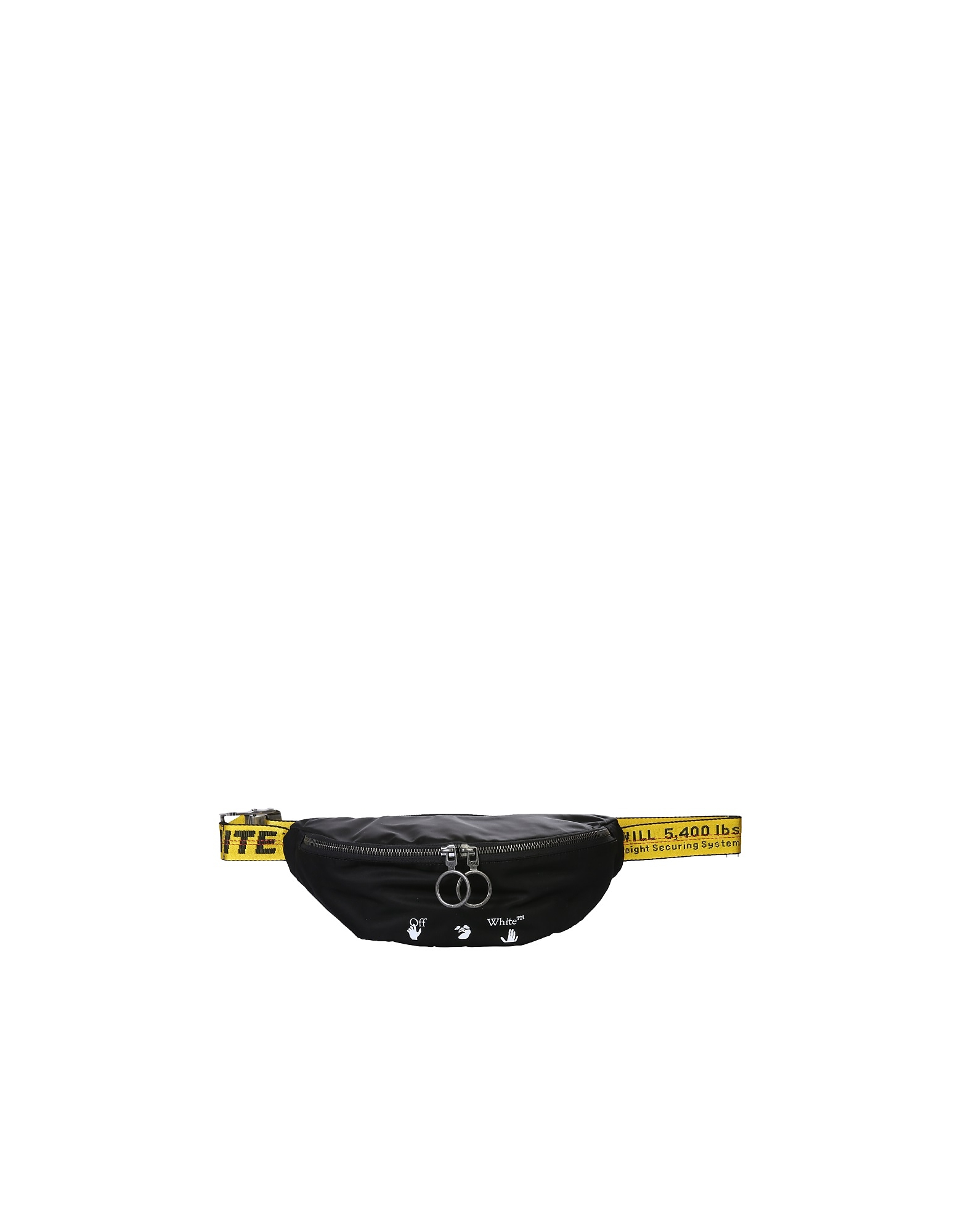 Off-White POUCH WITH LOGO