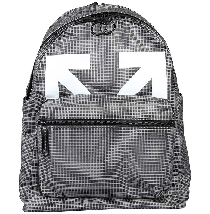 """""""Arrow"""" Backpack - Off-White"""