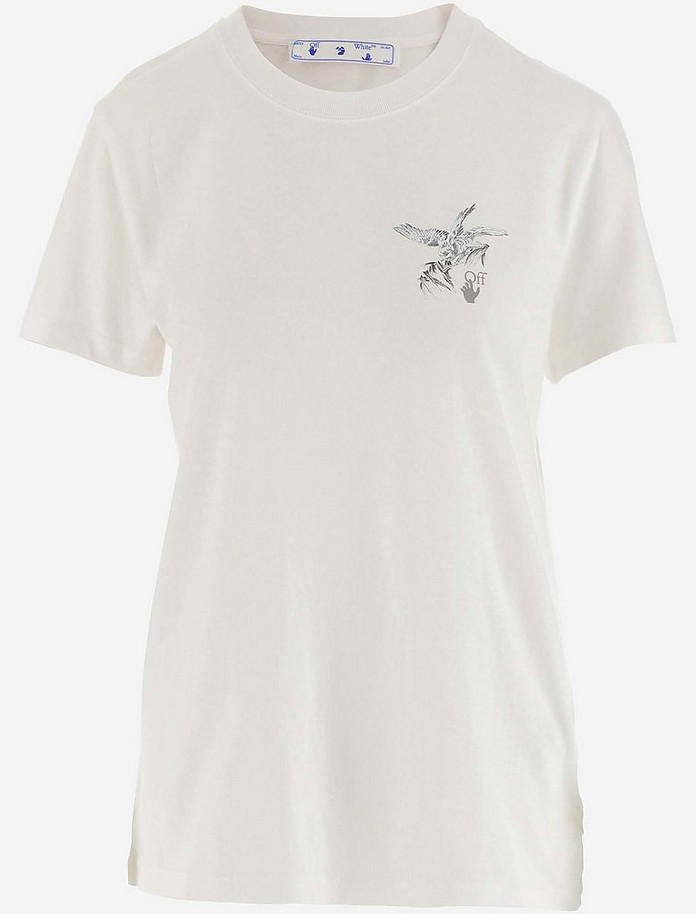 Women's T-Shirt - Off-White